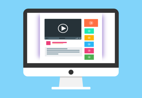 webhosting for video content